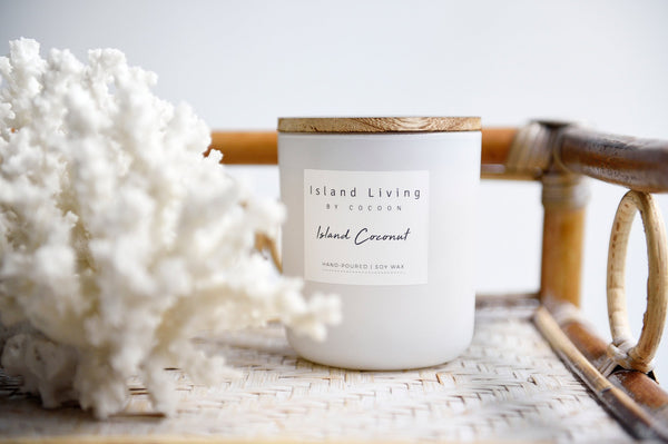 Island Living Soy Candles - Bath and body