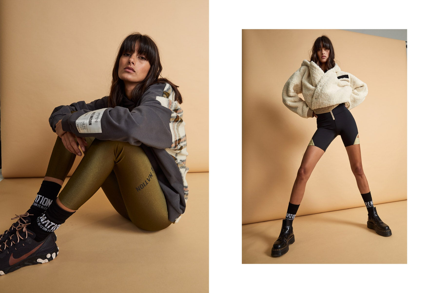 P.E NATION is Sydney-based activewear and Ready-to-Wear label