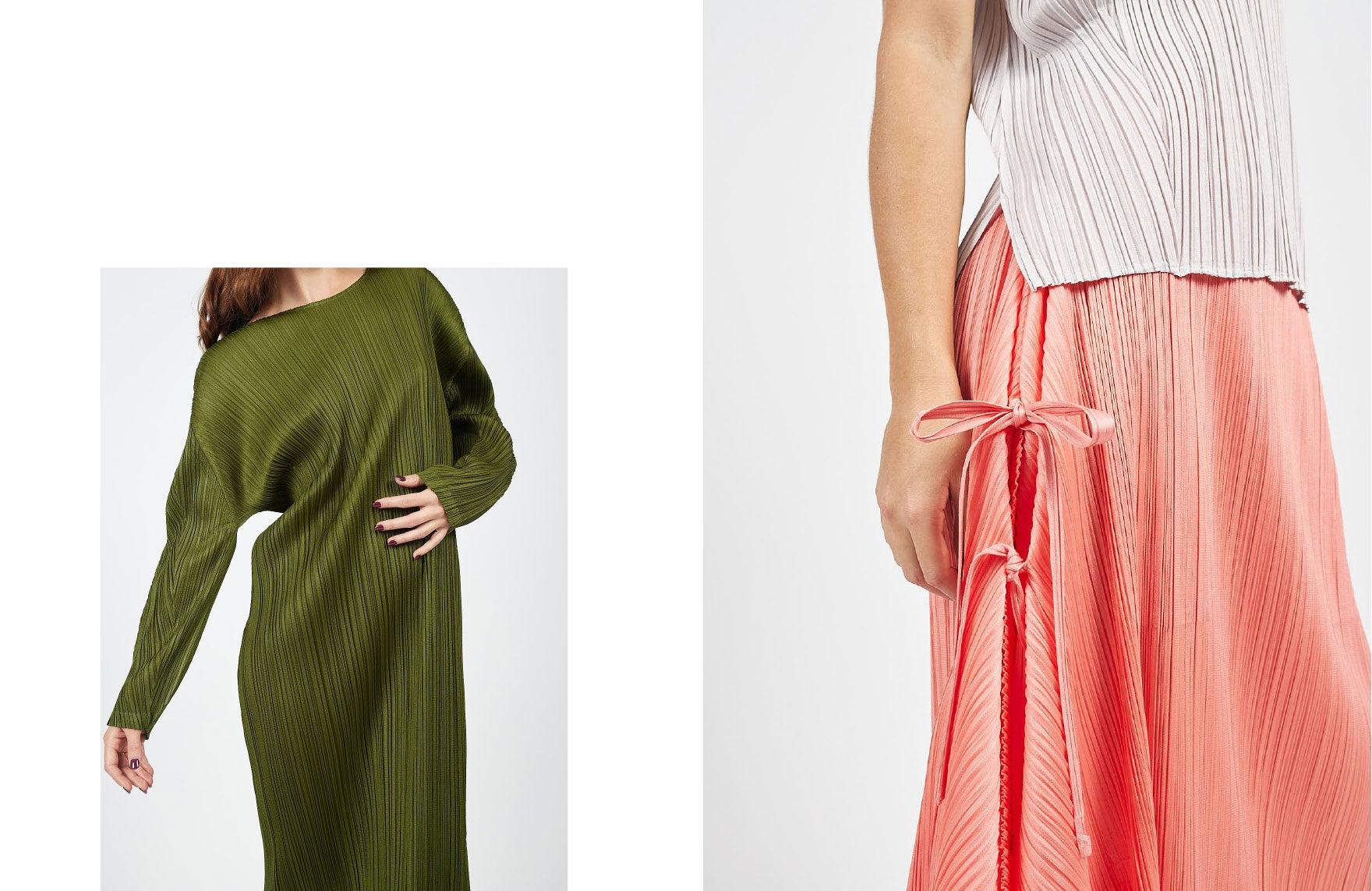 Shop Pleats Please by Issey Miyake at Camargue.