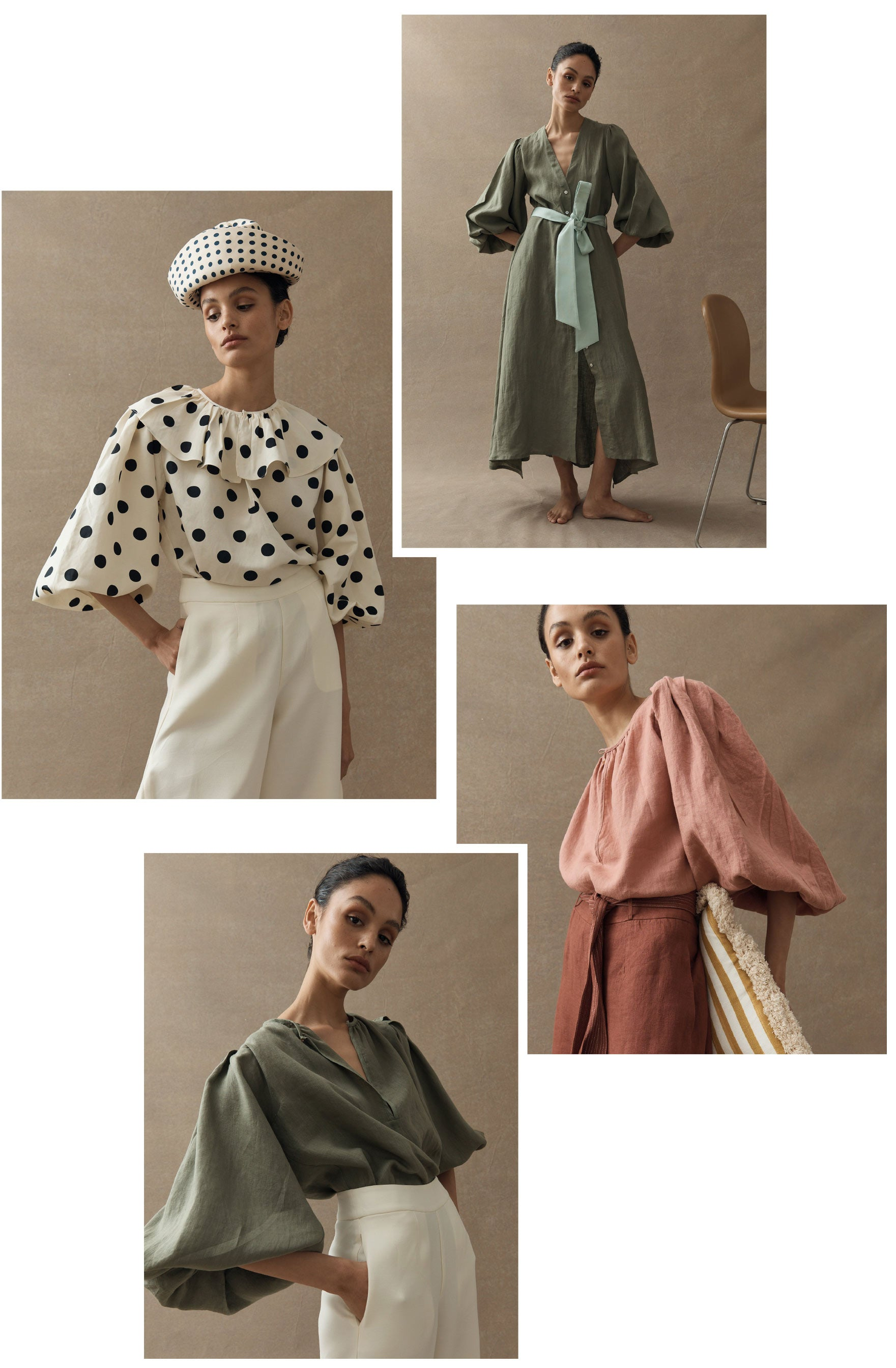 Sarah-Jane Clarke is the namesake label founded in 2018 by original co-founder of internationally acclaimed denim and ready-to-wear fashion house sass & bide.