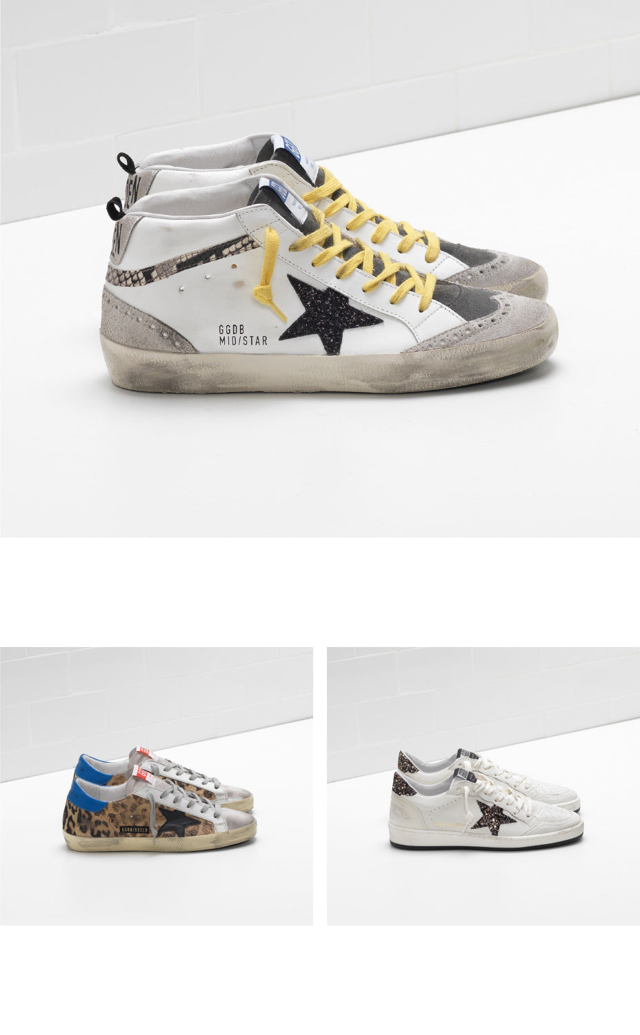 Womens Golden Goose