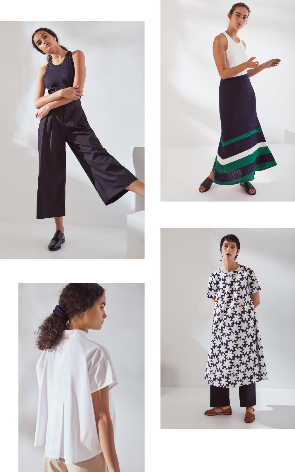 Kowtow Spring Summer Collection at Camargue, James Street