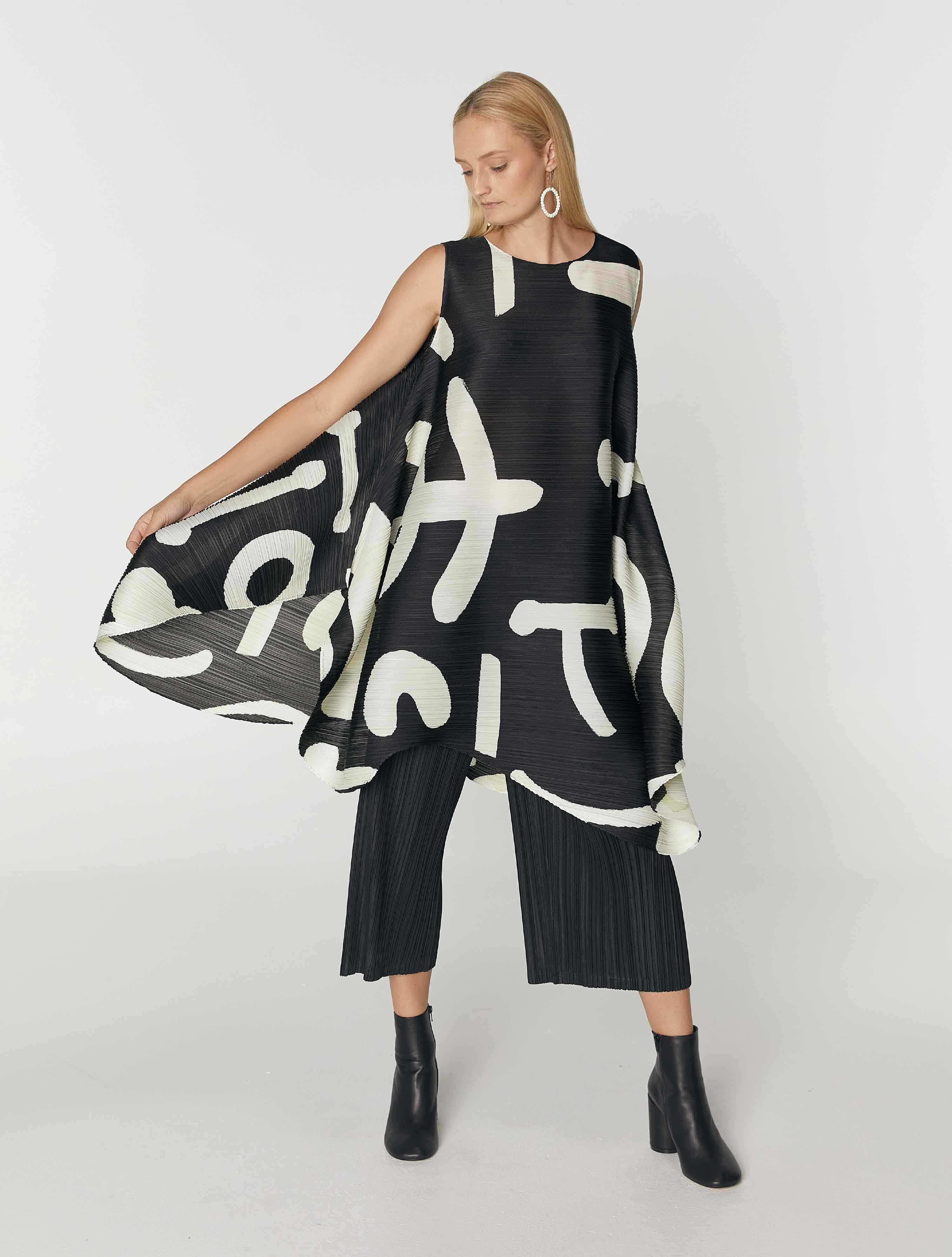 New season Pleats Please by Issey Miyake