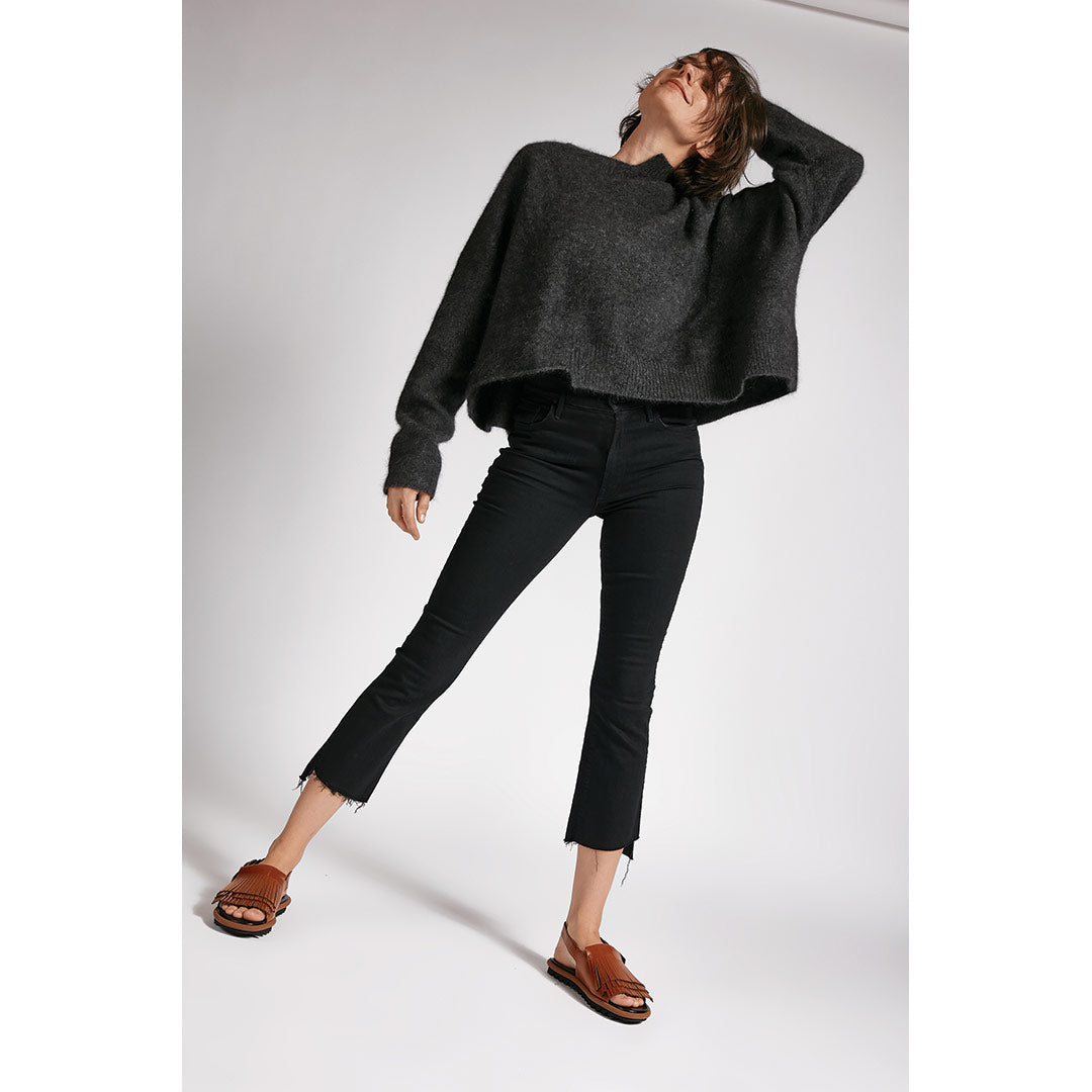 Shop women's designer denim at Camargue.