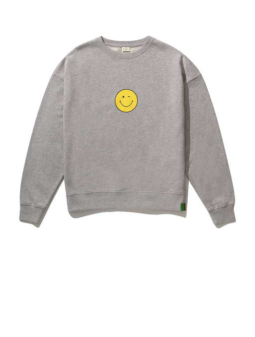 The Oversized Winky Sweatshirt