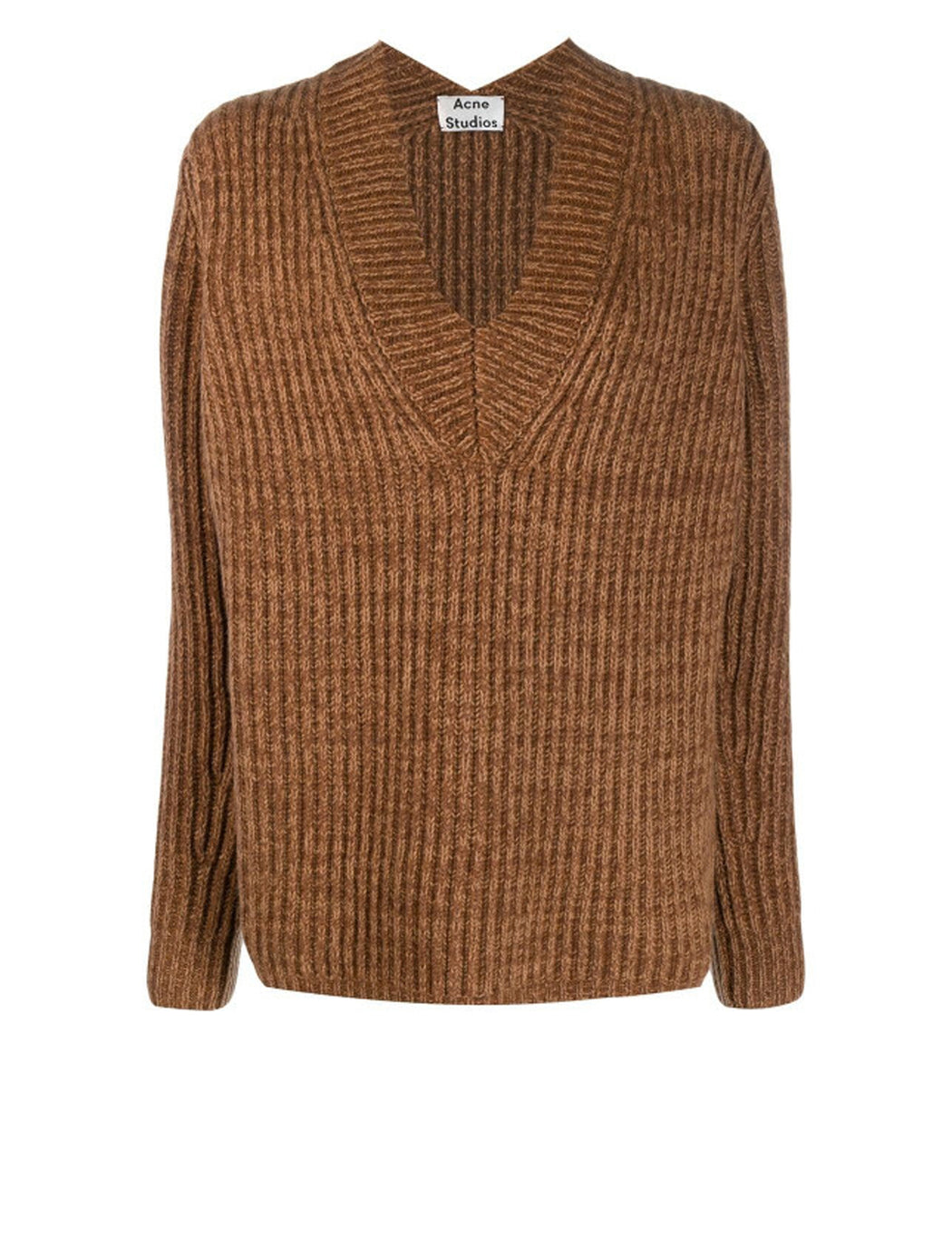 Chunky Ribbed Sweater