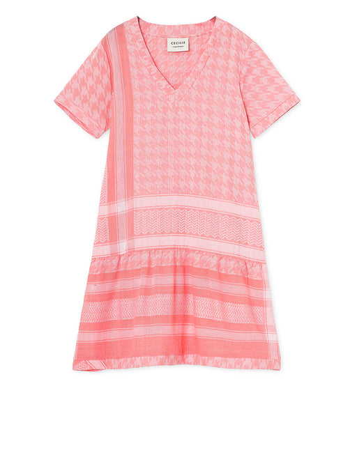 Light Dress 2 V Short Sleeves