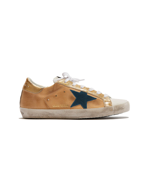 Hazelnut Nubuck Superstar