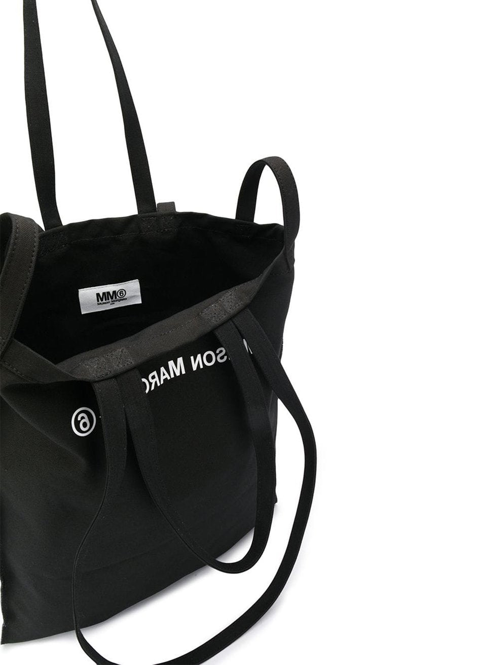 Reverse Logo Shopping Bag