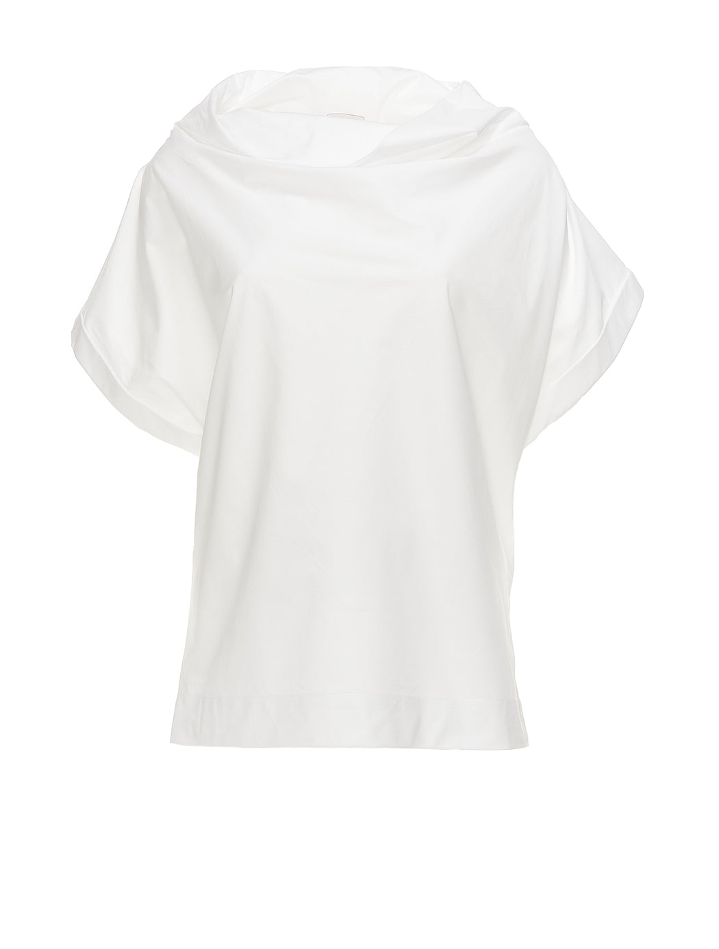 Drape Neck Shirt