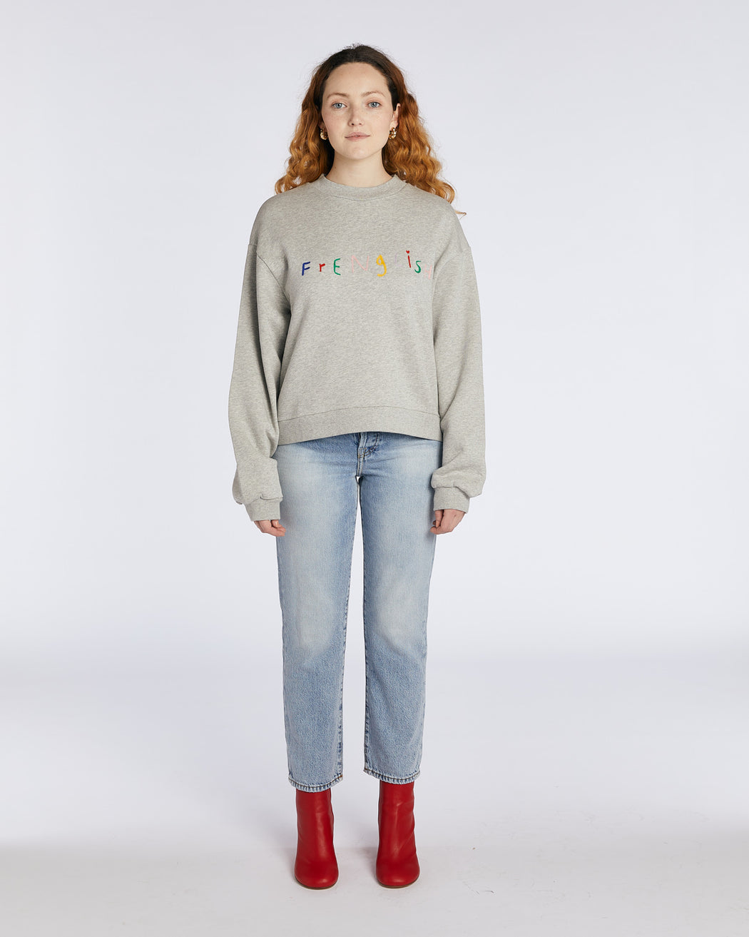 Frenglish Alexis Side Zip Sweatshirt