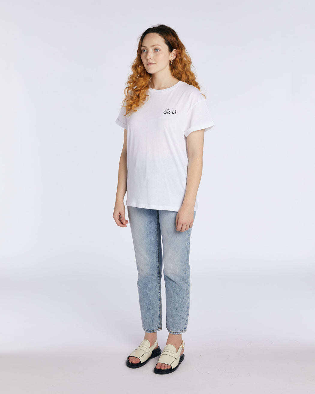 Fruit Eiffel Oversize T-Shirt