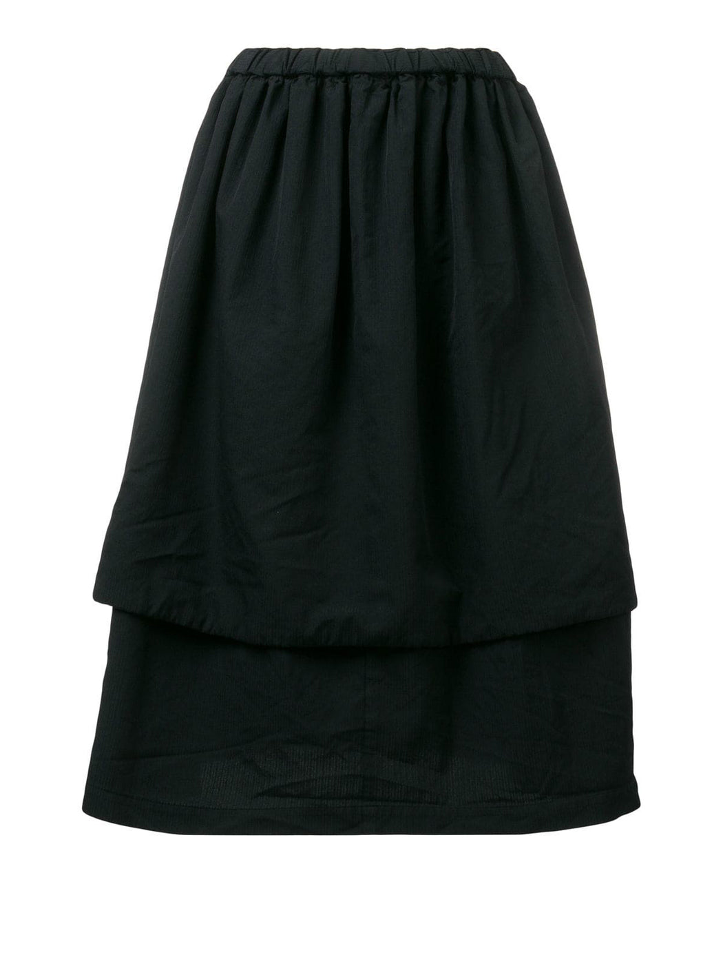 Layered Full Skirt
