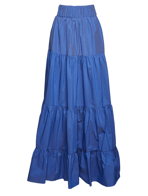 Marques Almeida Tiered Maxi Skirt