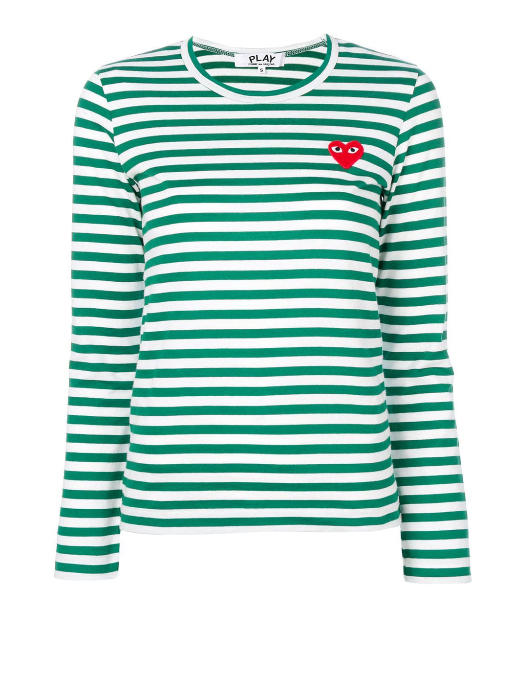 PLAY L/S Striped T-Shirt
