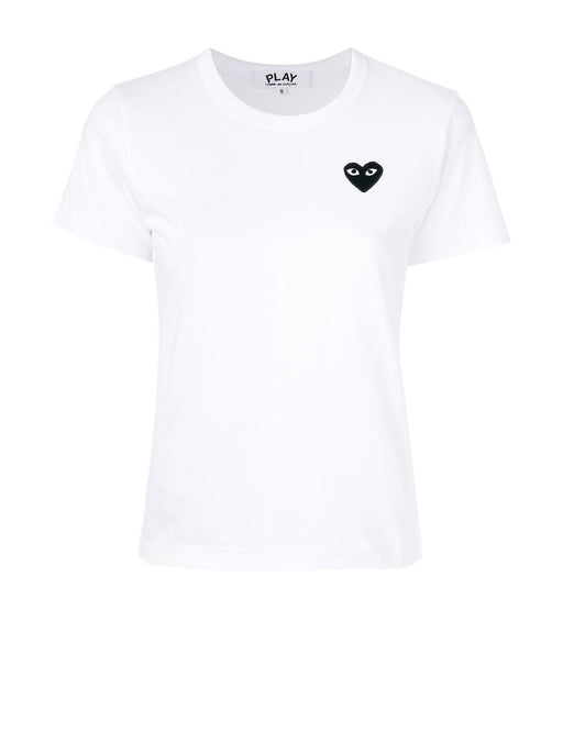 PLAY Black Heart T-shirt