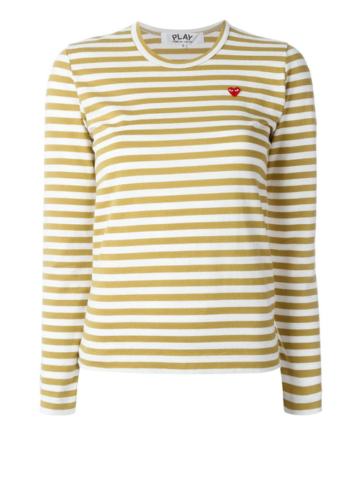 PLAY Stripe L/S T-Shirt