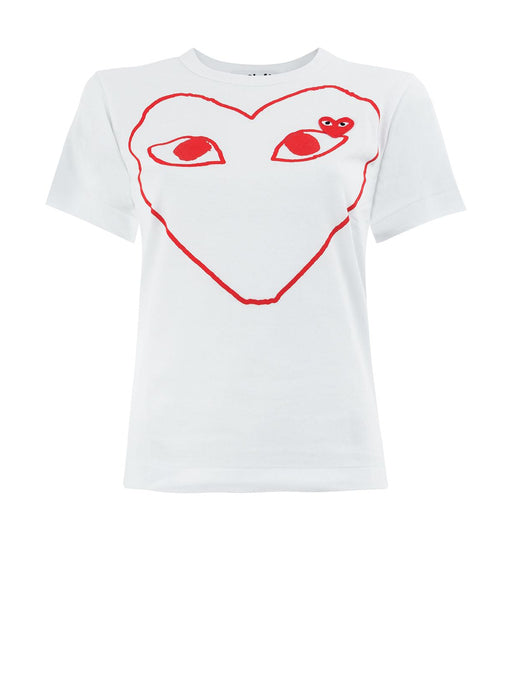 PLAY Red Heart T-Shirt