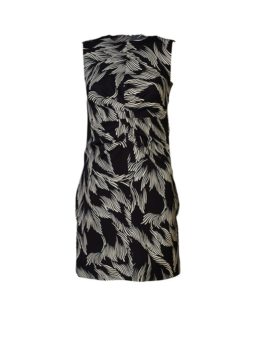 Victoria, Victoria Beckham Tuck Front Shift Dress