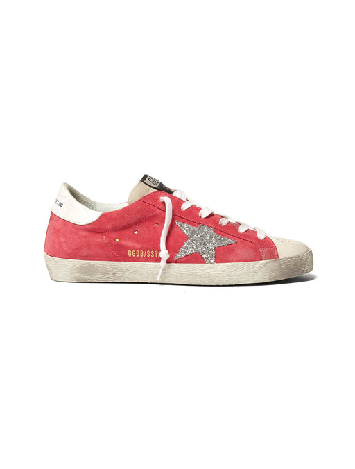 Strawberry Suede Superstar