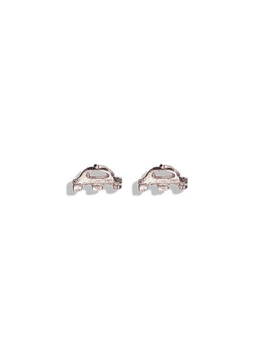 Silencio Stud Earrings
