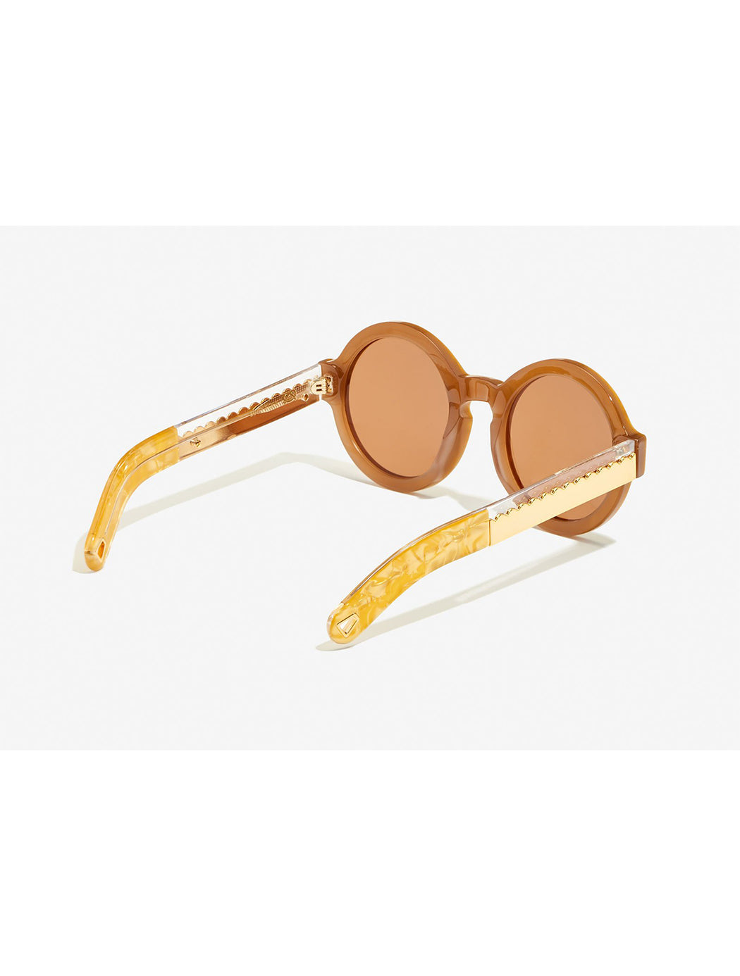 Lucy Folk Round The World Sunglasses