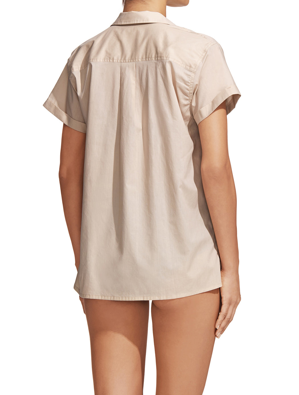 Matteau Stone Short Sleeve Shirt