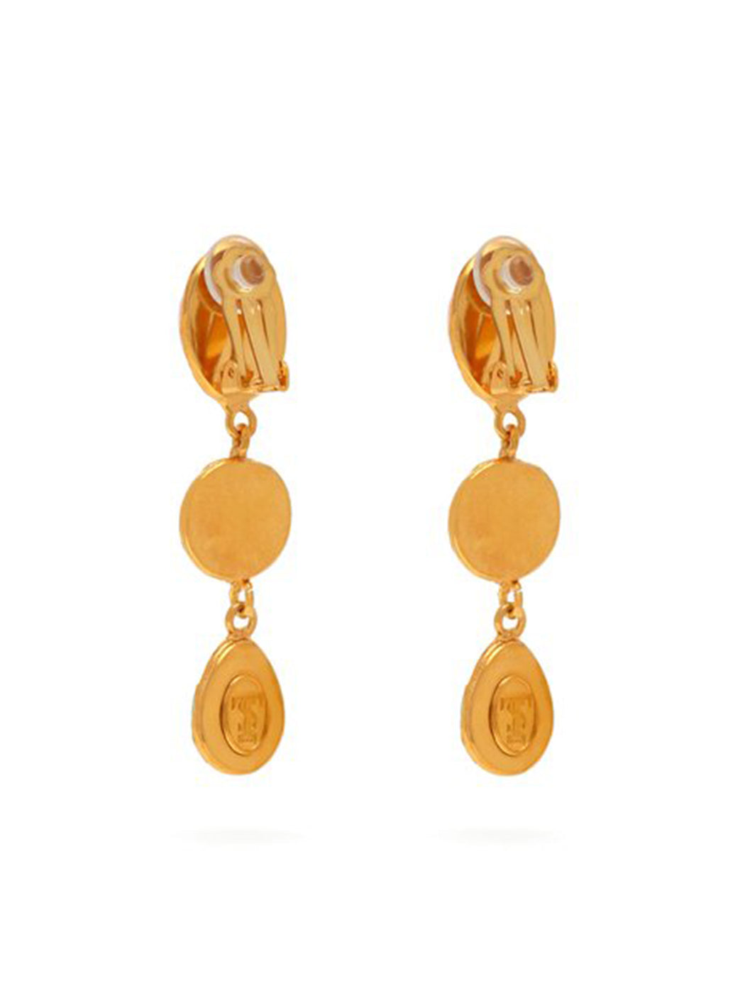 Three Stone Cascade Earring