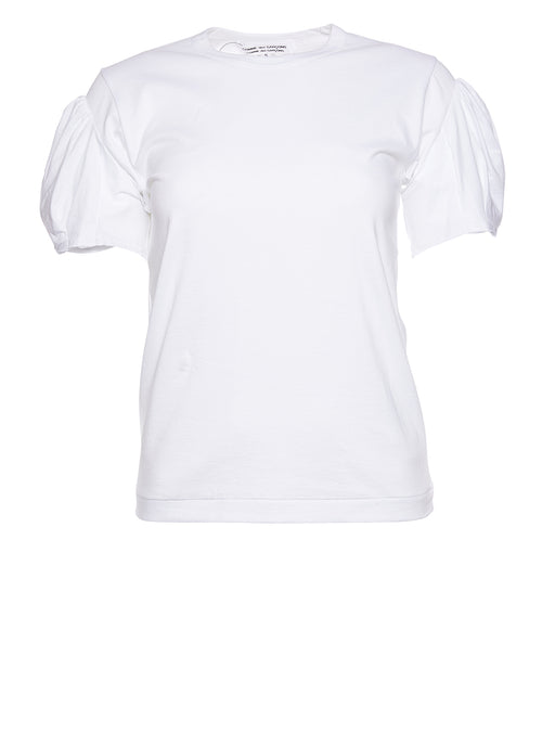 Short Puff Sleeve T-Shirt