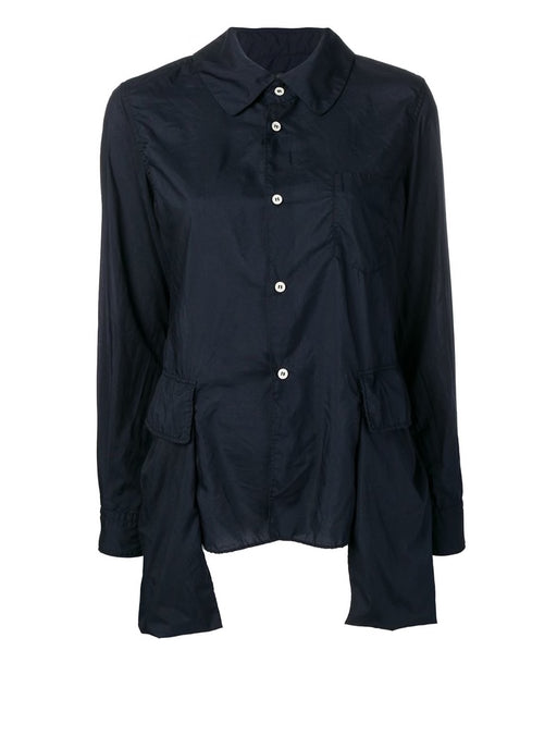 Overlay Pocket Shirt
