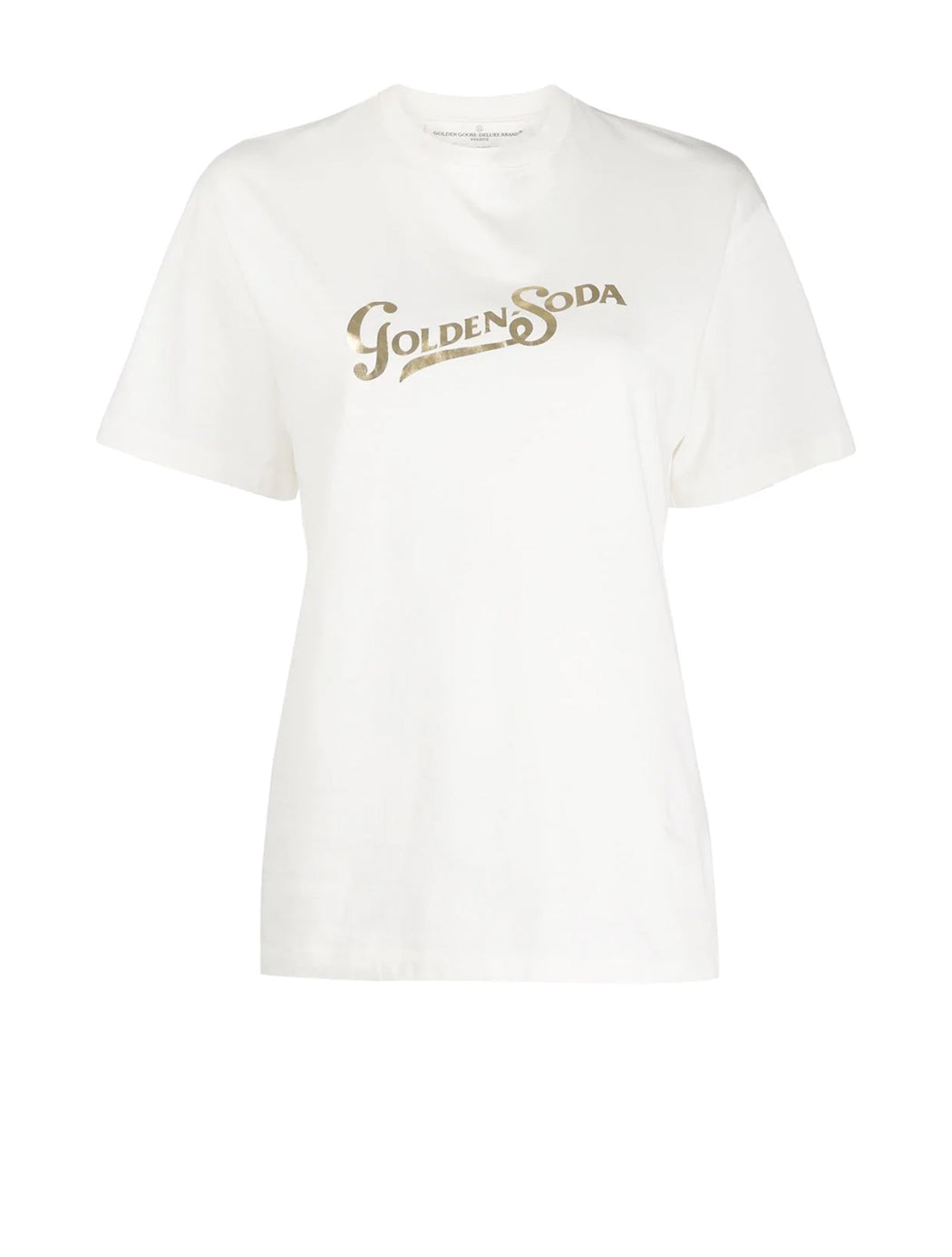 Golden Soda Foil T-Shirt