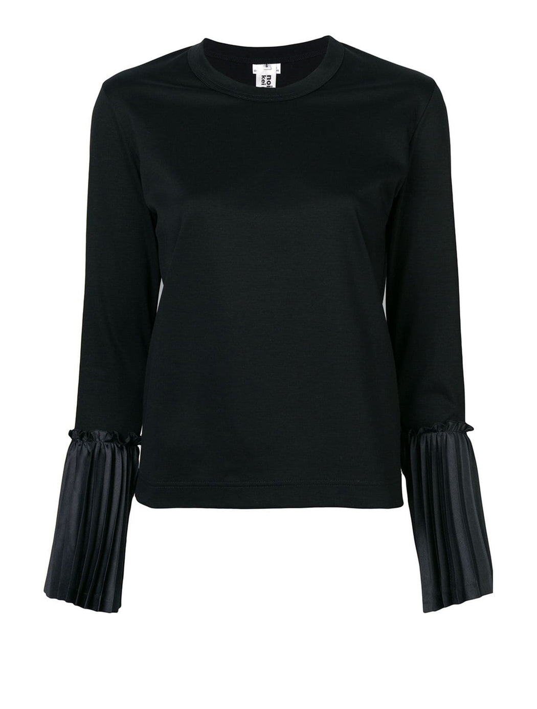 Pleated Cuff Top