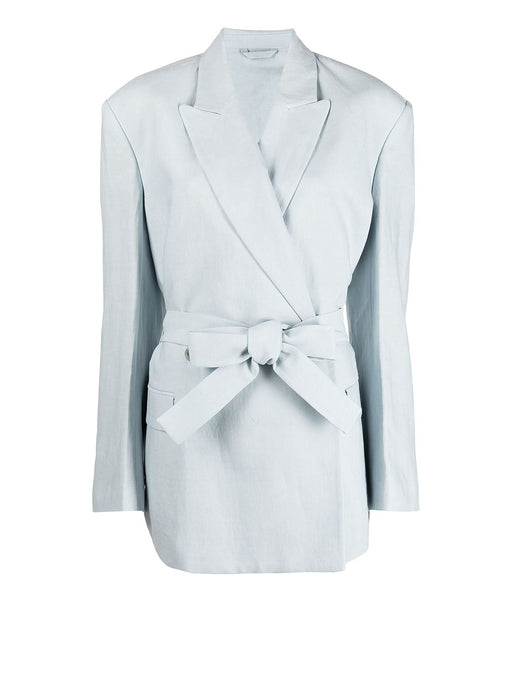 Jamila Linen Suit Jacket