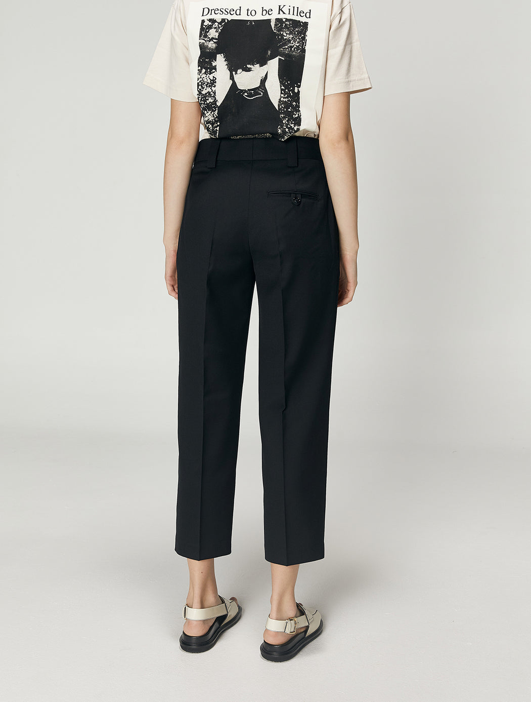 Light Summer Suit Trouser