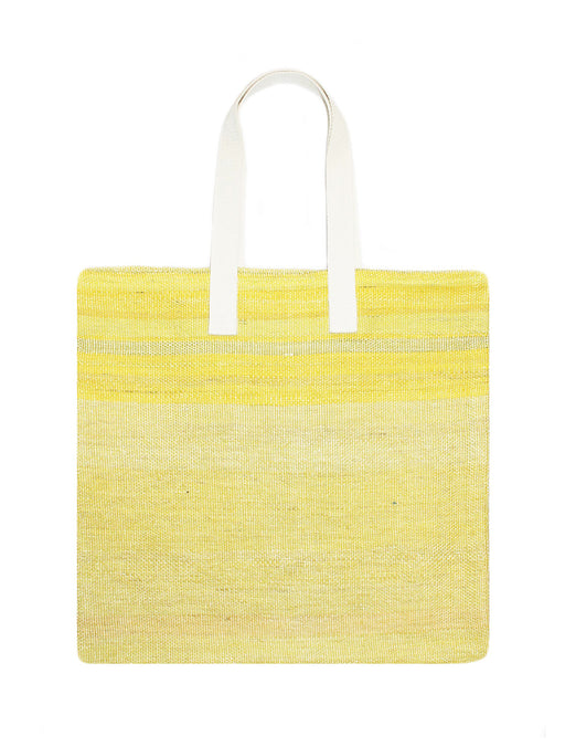 Simple Medium Yellow Tote