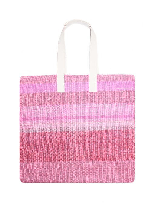Simple Medium Pink Tote