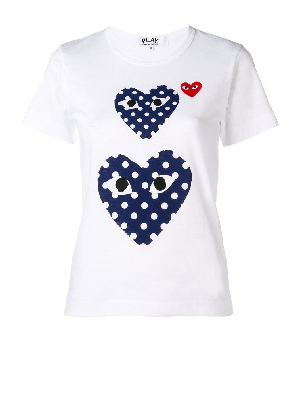 PLAY Double Polka Dot T-Shirt