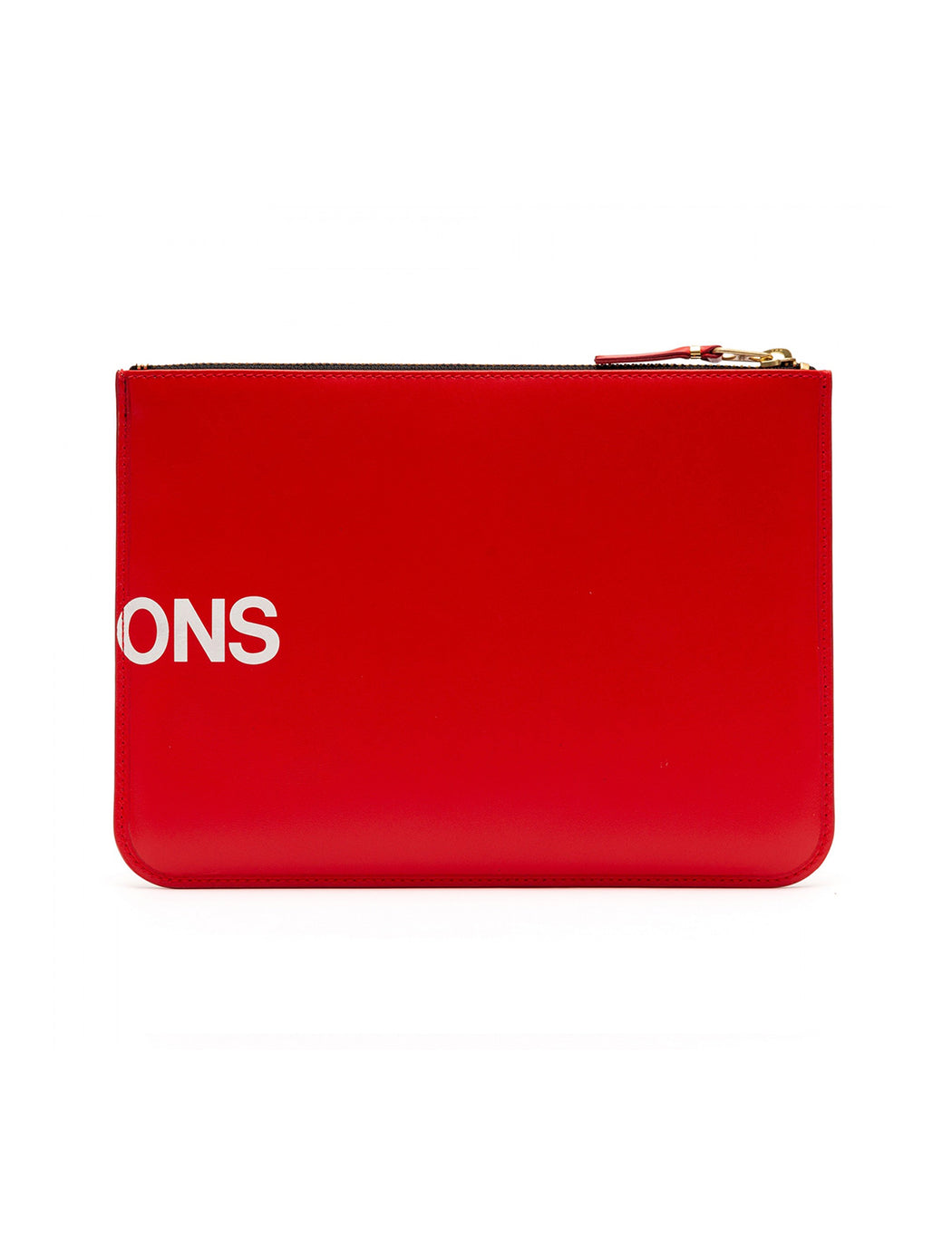 Huge Logo Large Zip Pouch
