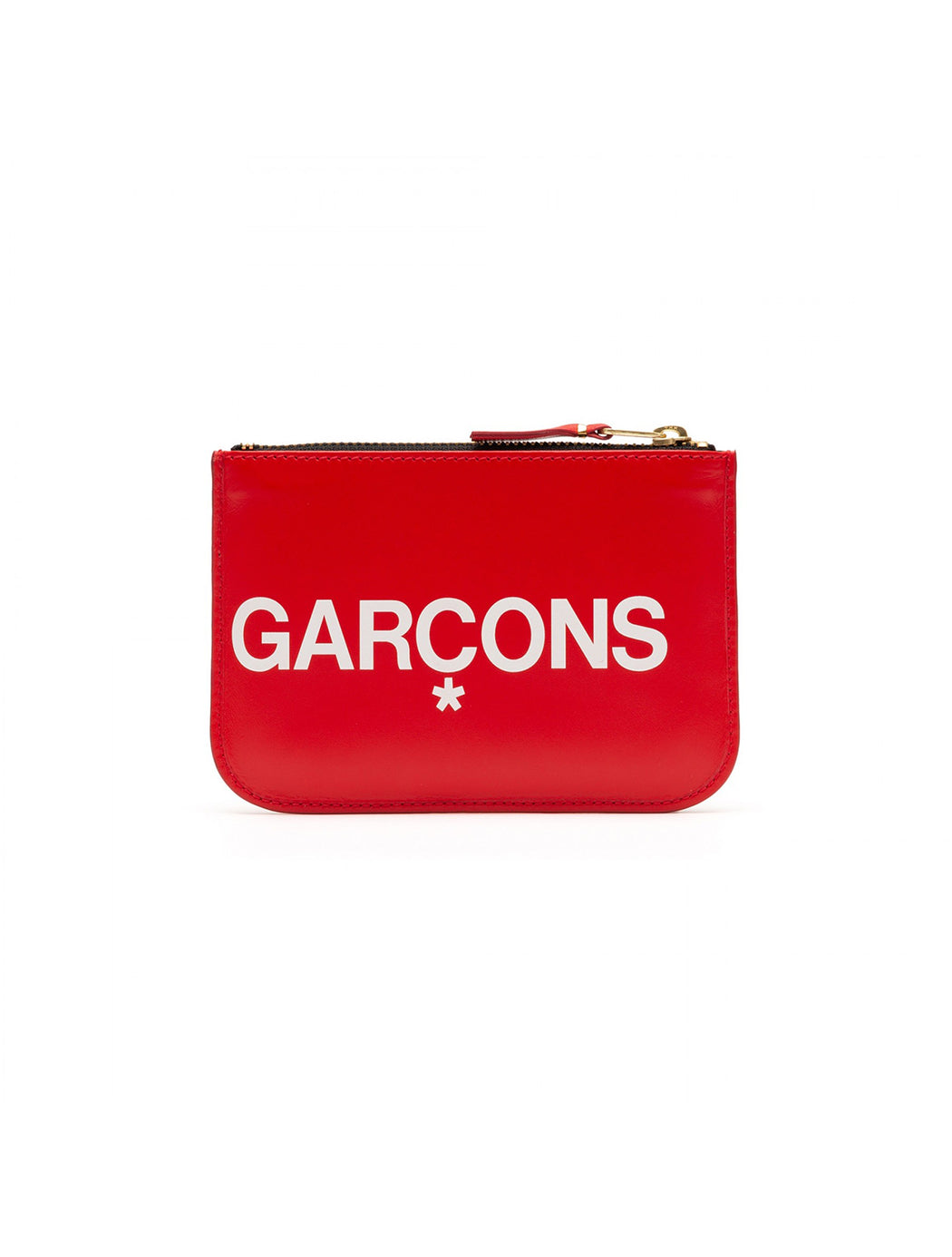 Huge Logo Small Zip Pouch