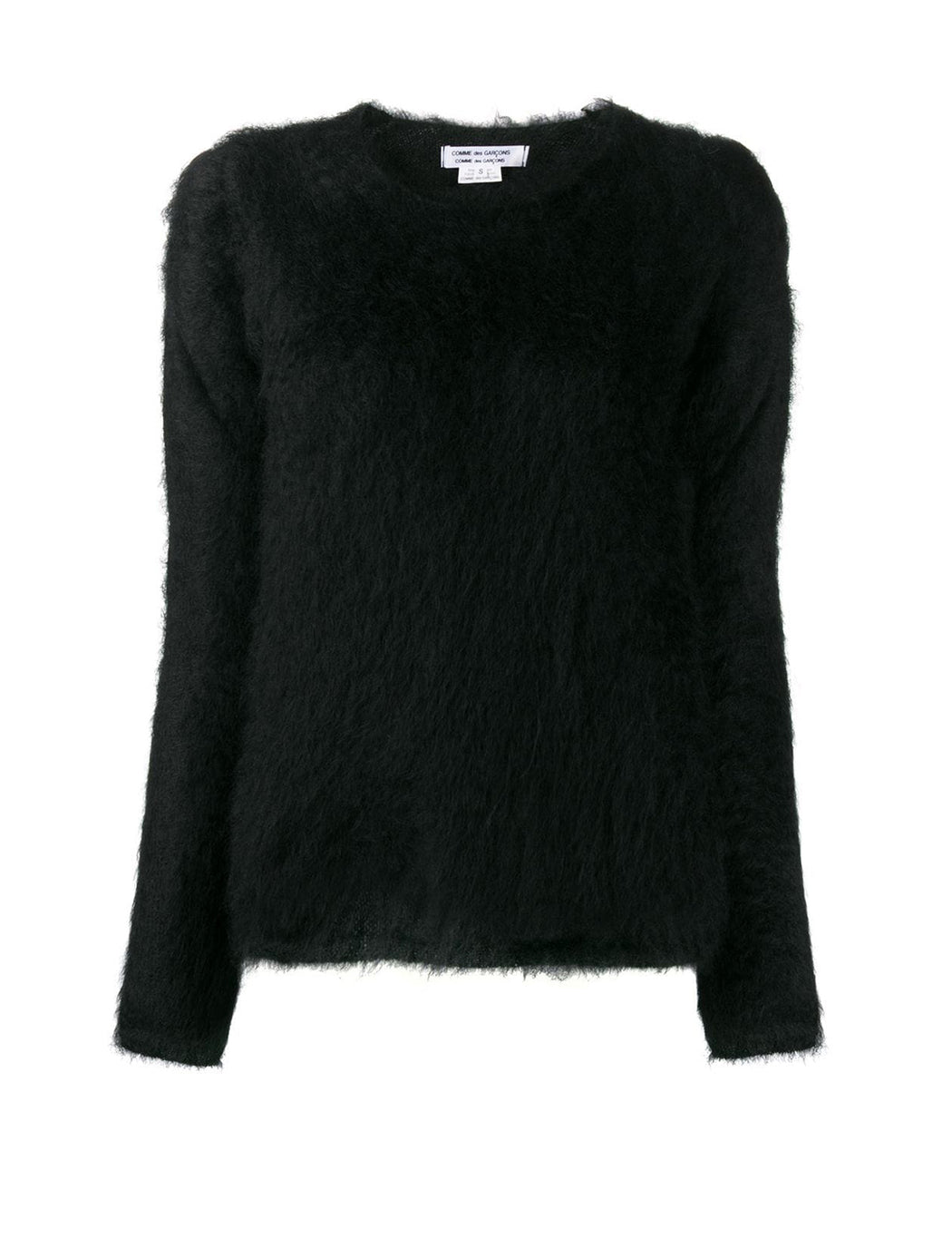 Brushed Mohair Jumper
