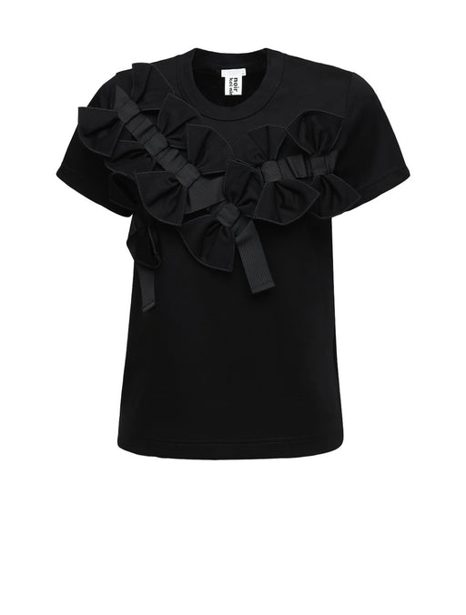 Bow Detail T-Shirt