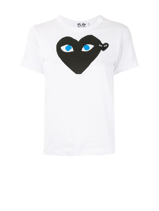 Blue Eyes Black Heart T-Shirt