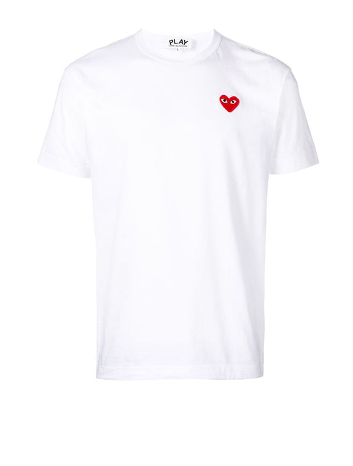 Men's Red Heart T-Shirt