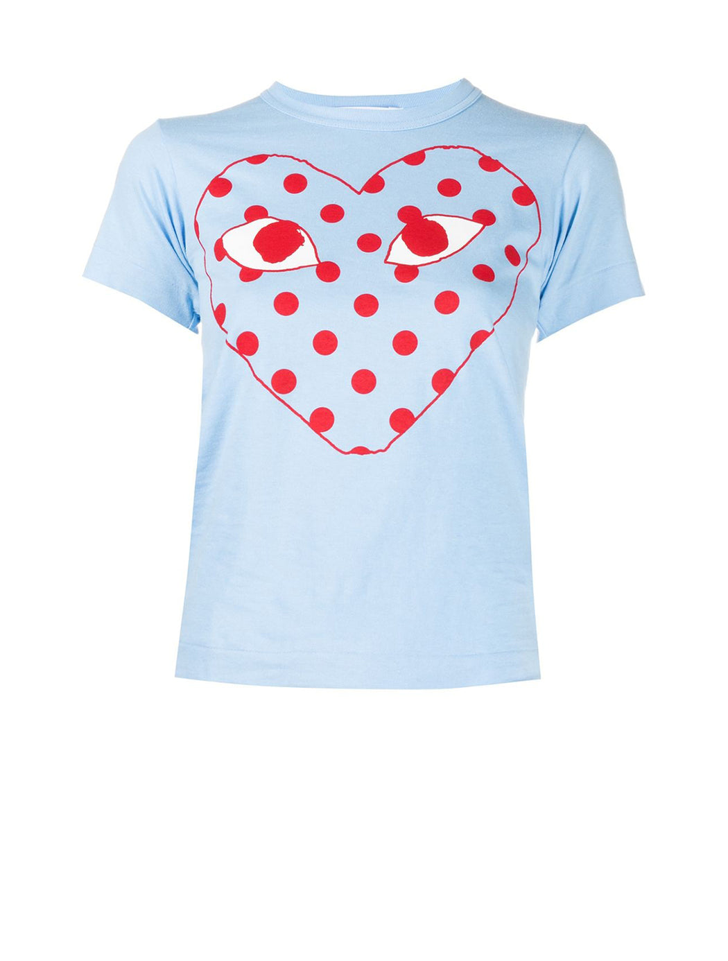 Bright Spotted Heart T-Shirt