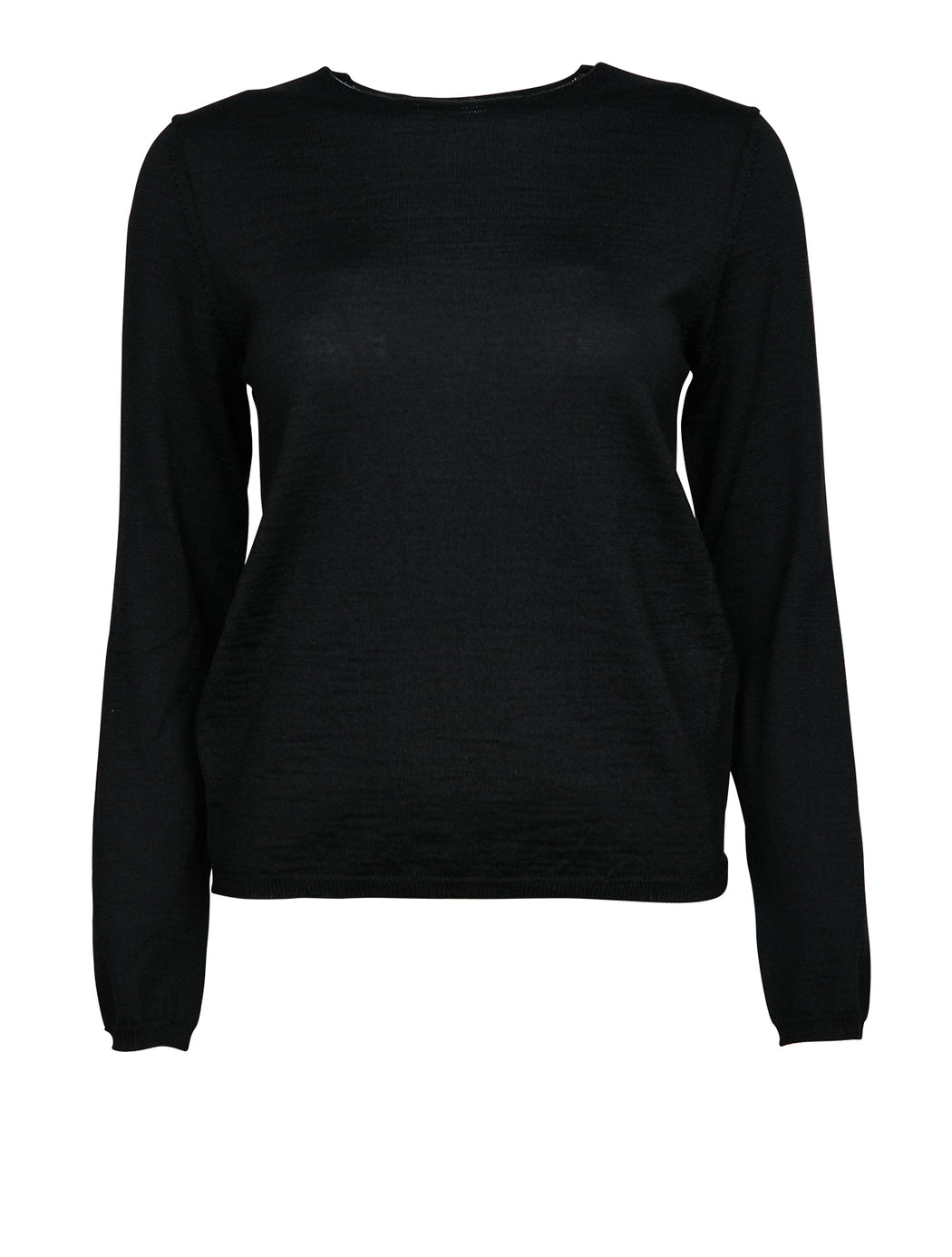 Wool Pull Over Jumper