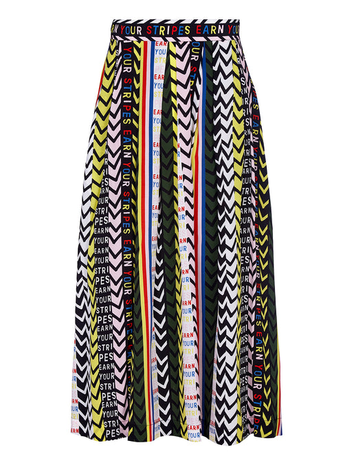 Earn Your Stripes Skirt