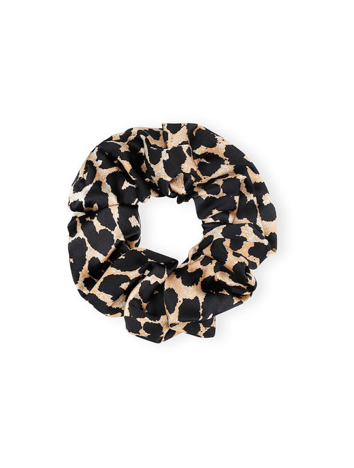 Silk Stretch Satin Scrunchie