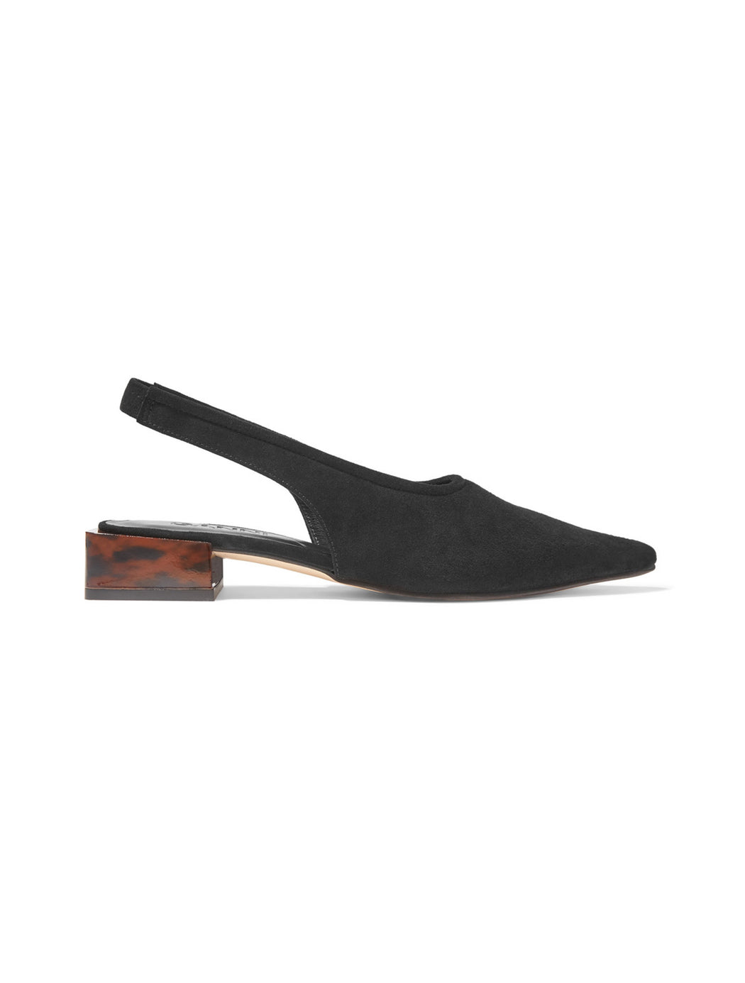 Low Heel Sling Back