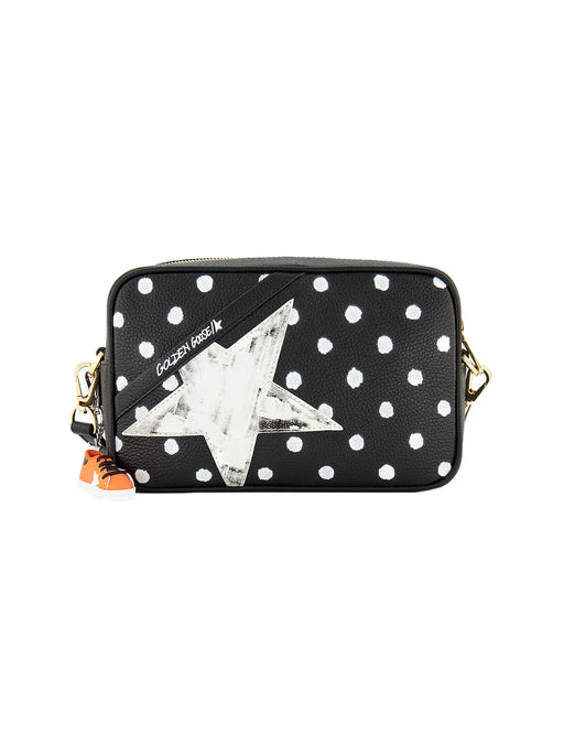 Printed Pois Star Bag