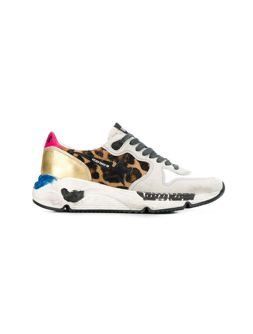 Leopard Running Sole